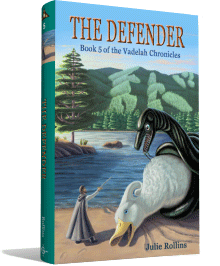 VadelahChronicles.com - Book 5: The Defender